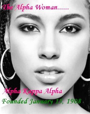 Soror Alicia Keys