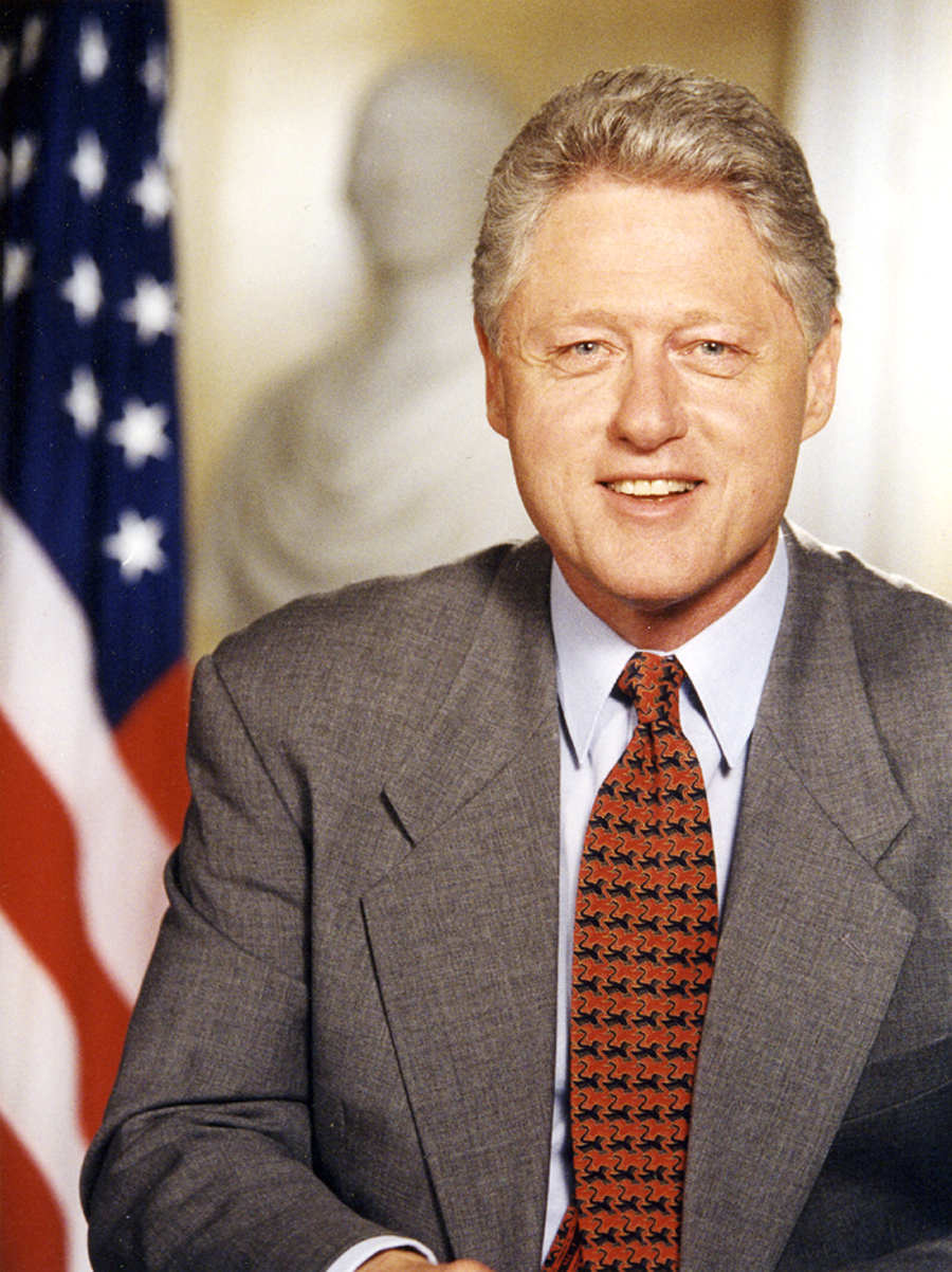 President Clinton