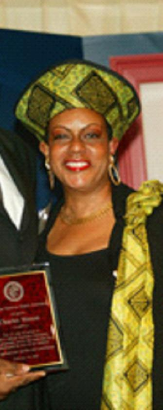 Judge Irma Brown Dillon