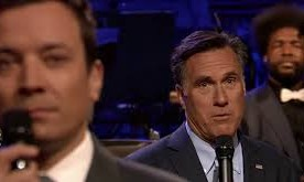 Gov. Mitt Romney Slow Jams the News with Jimmy Fallon (VIDEO)