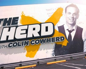 Fox Sports&#8217; Colin Cowherd Talks Life and Trajectory of Sports Betting on <em>The Mo&#8217;Kelly Show</em> (AUDIO)